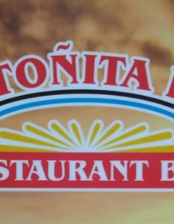 Restaurant-Bar Toñita I