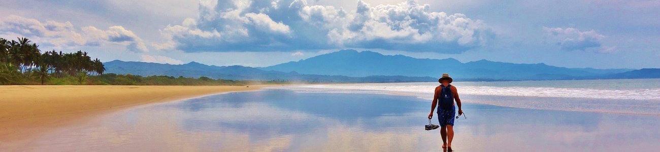 Playa Boca de Naranjo photo by Jasmine Hohenstein