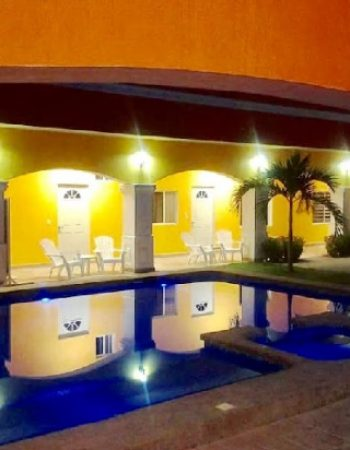 Hacienda Villa Sol – La Penita